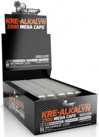 OLIMP Kre-Alkalyn 2500 Mega Caps 30 kap. - Blister