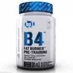 BPI B4 Fat Burner Pre-Training 30 kap.