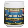 RX GOLD Tri Creatine Malate 300 g