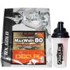 RX GOLD MaxWhey WPC 80 2000 g + Shaker 700 ml