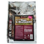 RX GOLD Pure L-Glutamine 500 g